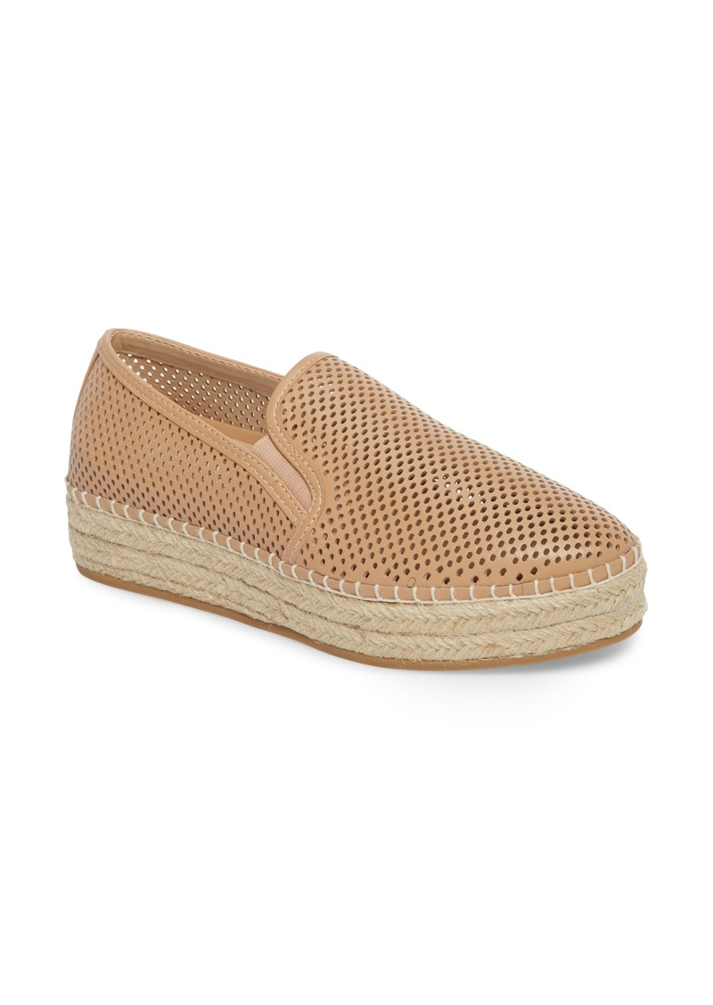 0a7b8a5ef17 Wright Perforated Platform Espadrille (Women)