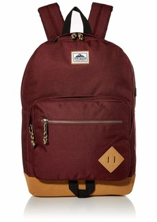 Steve Madden Young Men's classic backpack Accessory oxblood n/a