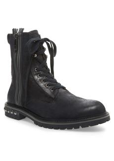 Steve Madden Zuko Plain Toe Boot (Men)