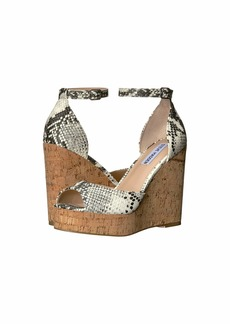 Steve Madden Summers Cork Wedge Sandal