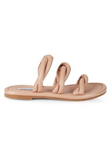 Steve Madden Tangil Faux Leather Sandals