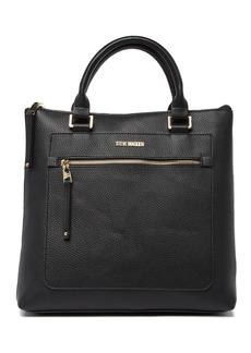 Steve Madden Top Handle Backpack