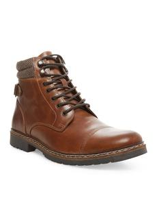 Steve Madden Werker Lace-Up Boot