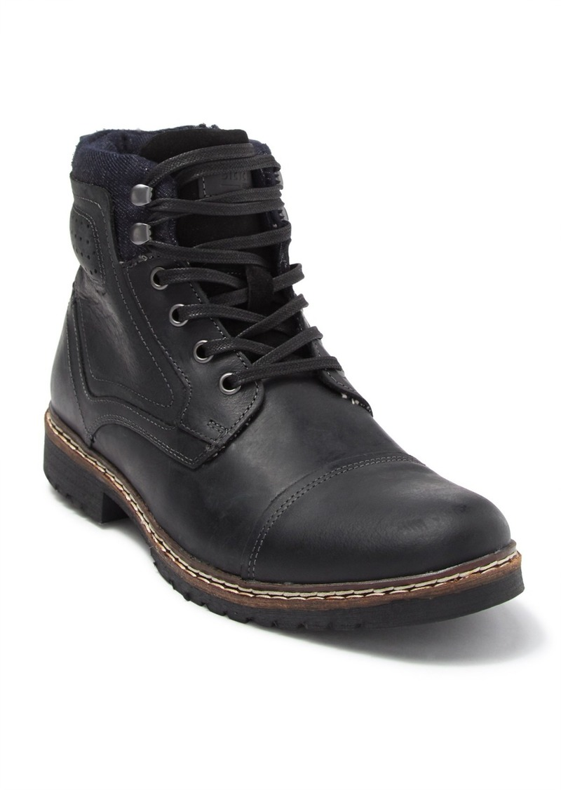 Steve Madden Wiellz Lace-Up Boot
