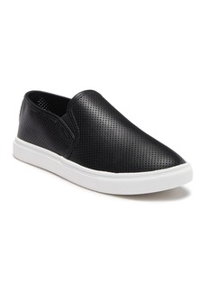 Steve Madden Zach Perforated Slip-On Sneaker