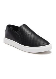 Steve Madden Zach Perforated Slip-On Sneaker