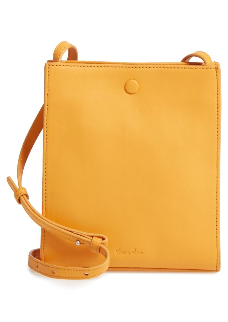 07daf2277346 Steven Alan Steven Alan Camden Leather Crossbody Bag