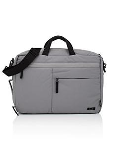 Steven Alan Men's Reed Convertible Briefcase/Backpack - Gray