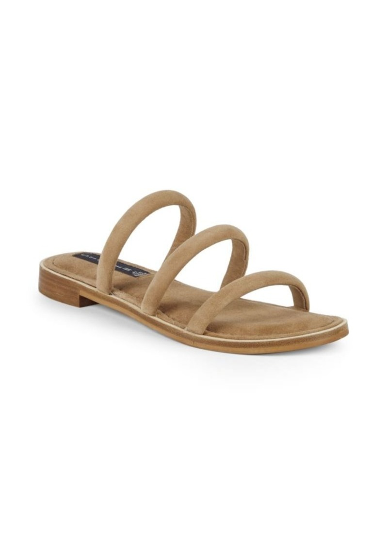 Steven by Steve Madden Chacha Strappy Suede Slides