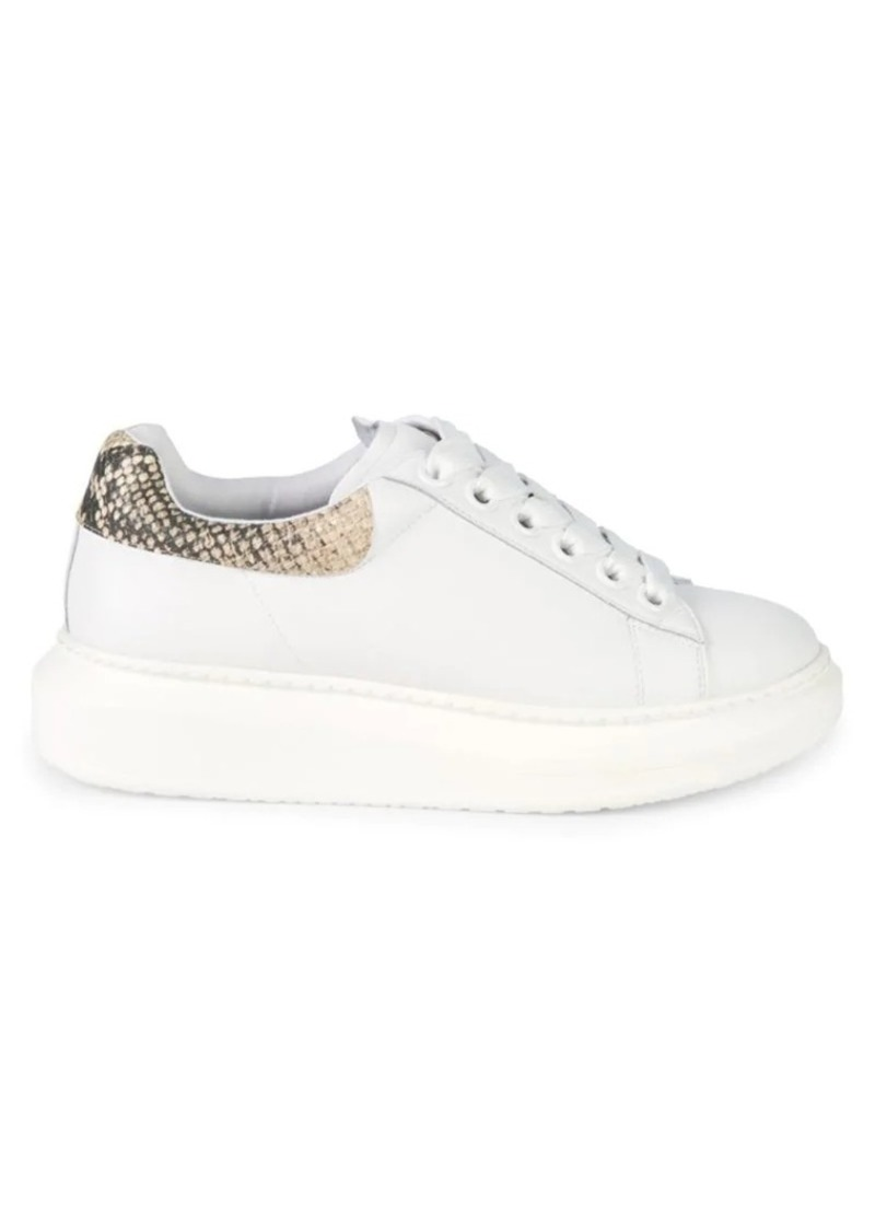 Steven by Steve Madden Grande Low Top Platform Sneakers