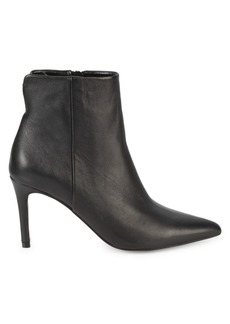 Steven by Steve Madden Leiland Leather Booties
