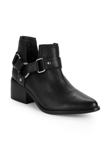 Steven by Steve Madden Louhlah Leather Booties