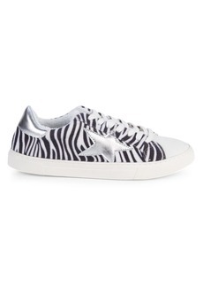 Steven by Steve Madden Ramsey Zebra Striped Sneakers