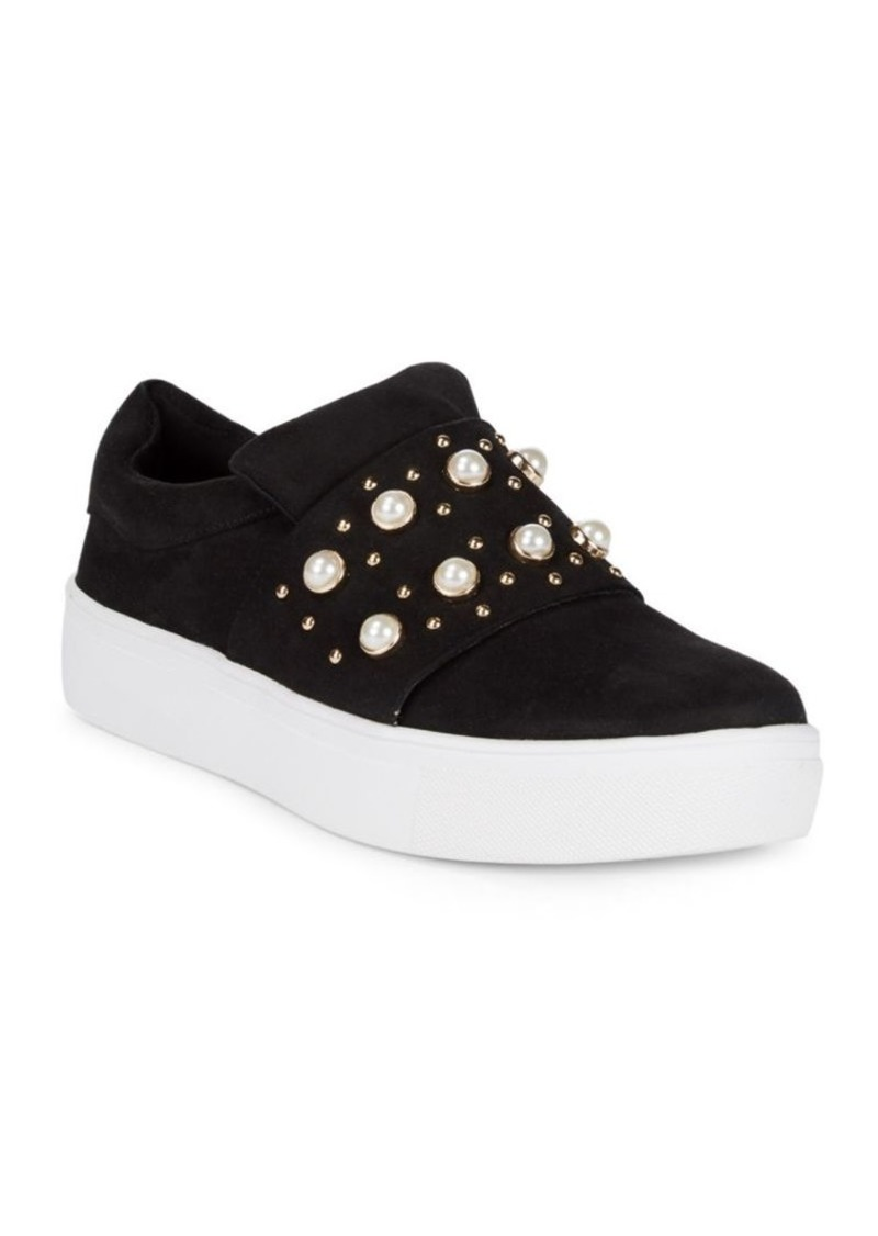 Steven by Steve Madden Ditmars Embellish Slip-On Sneakers