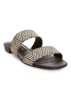 Steven by Steve Madden Friendsy Woven Slide Sandals