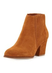 Steven by Steve Madden GORED BOOTIE SUEDE
