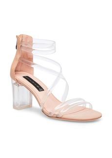 Steven by Steve Madden Lexis Transparent Strap Sandal (Women)