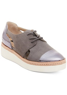 Steven By Steve Madden Pippar Platform Lace-Up Oxfords Women's Shoes