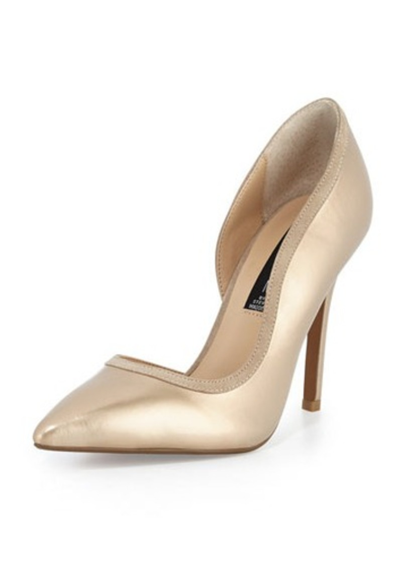 Steven by Steve Madden Whiiskey Two-Tone d'Orsay Pump