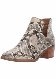 STEVEN by Steve Madden Women's DORAL Ankle Boot   M US