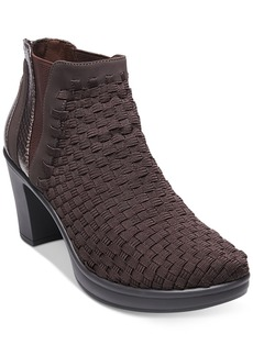 Steven by Steve Madden Women's Excit Ankle Booties