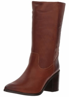 STEVEN by Steve Madden Women's Frida Western Boot