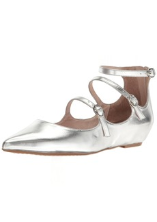 STEVEN by Steve Madden Women's Gantry Ballet Flat