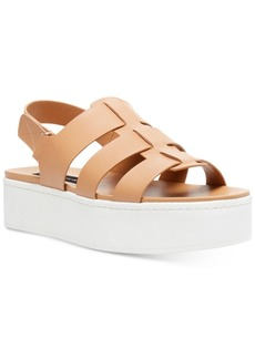 Steven by Steve Madden Women's Ginny Flatform Fisherman Sandals