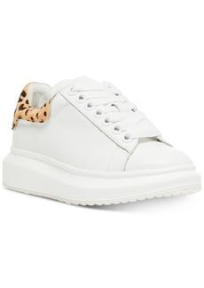 Steven by Steve Madden Women's Glazed Lace-Up Chunky Sneakers