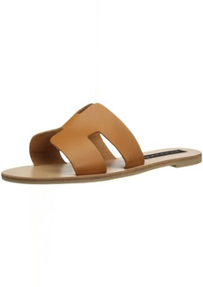 STEVEN by Steve Madden Women's Greece Flat Sandal