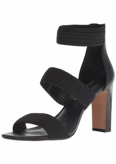 STEVEN by Steve Madden Women's Jelly Heeled Sandal