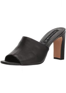 STEVEN by Steve Madden Women's Jensen Heeled Sandal  6 M US