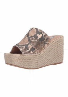 STEVEN by Steve Madden Women's JOG01D1 Wedge Sandal