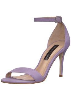 STEVEN by Steve Madden Women's Naylor Heeled Sandal   M US