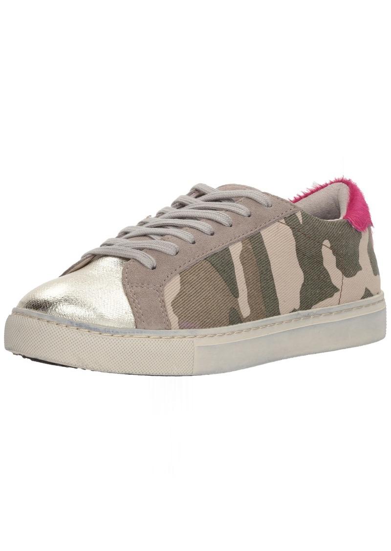 STEVEN by Steve Madden Women's Peyton Sneaker camo Multi  M US