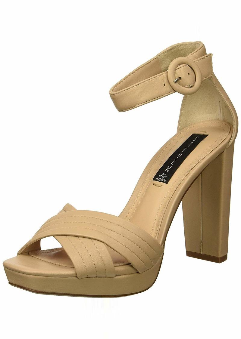 STEVEN by Steve Madden Women's Ravena Heeled Sandal