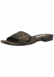 STEVEN by Steve Madden Women's SAFFIRA Slide Sandal