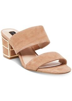 Steven By Steve Madden Women's Siggy Block-Heel Sandals Women's Shoes