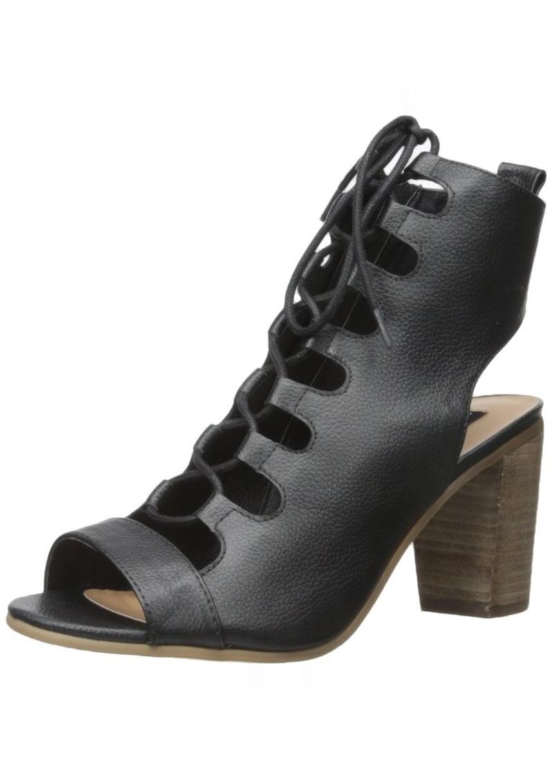 STEVEN by Steve Madden Women's SKYLAAR Heeled Sandal   M US