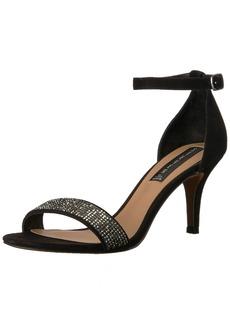 STEVEN by Steve Madden Women's VIIENNAR Heeled Sandal   M US