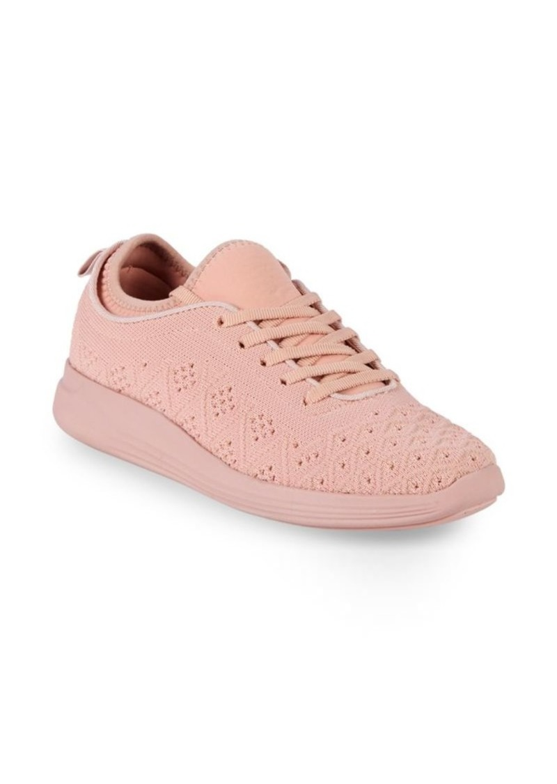 Steven by Steve Madden Textured Low-Top Sneakers
