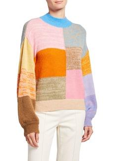 Stine Goya Adonis Colorblock Sweater