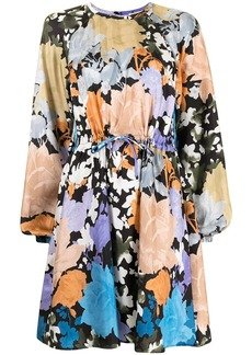 Stine Goya Coco floral print dress