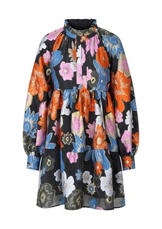 Stine Goya Jasmine Floral Shift Dress
