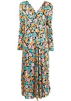 Stine Goya floral print wrap dress