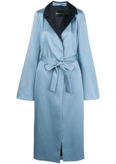 Stine Goya Luisa contrast lapel coat