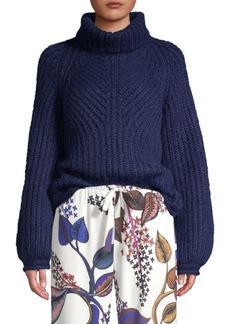 Stine Goya Nicholas Chunky Knit Turtleneck Sweater