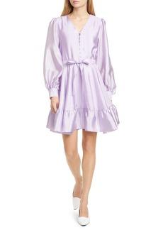 Stine Goya Farrow Long Sleeve Minidress (Nordstrom Exclusive)