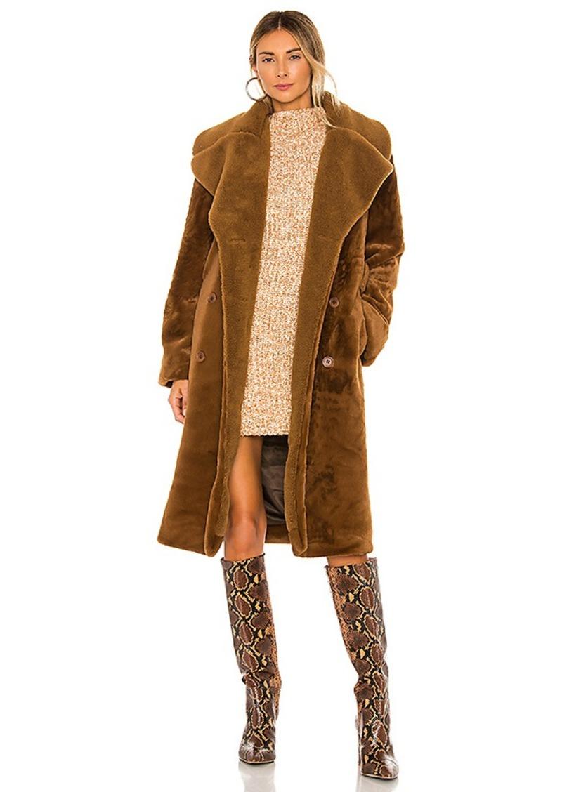Stine Goya Happy Faux Fur Jacket