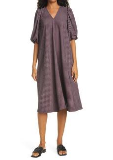 Stine Goya Mavelin Grid Dress
